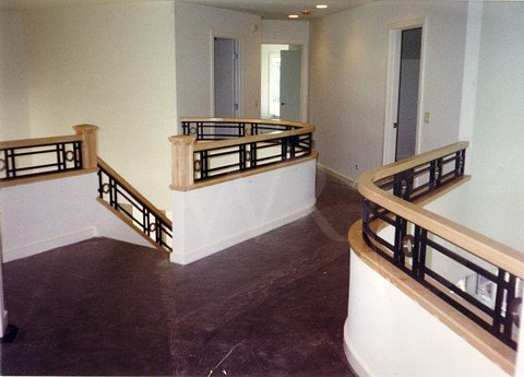 Knee Wall Railing submited images