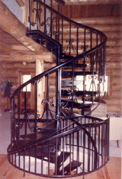 Staircases Wilson Railing Amp Metal Fabricating